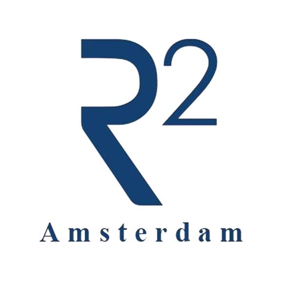 Afbeeldingsresultaat voor R2 amsterdam clothing logo